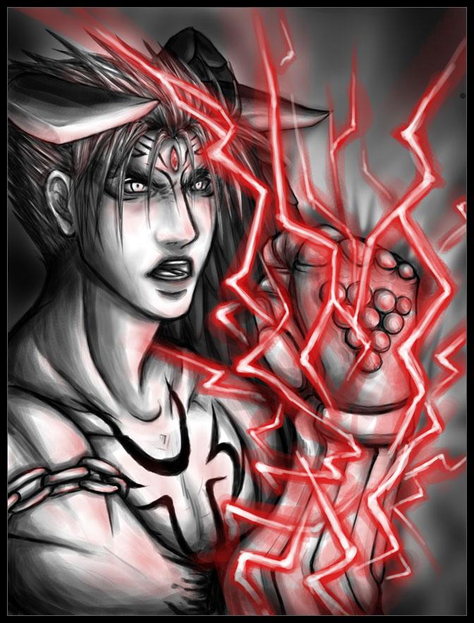 Tekken Fanart Devil Jin Acn Gallery