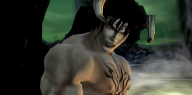 Tekken 5 Screenshots Devil Jin From His Tekken 5 Interlude