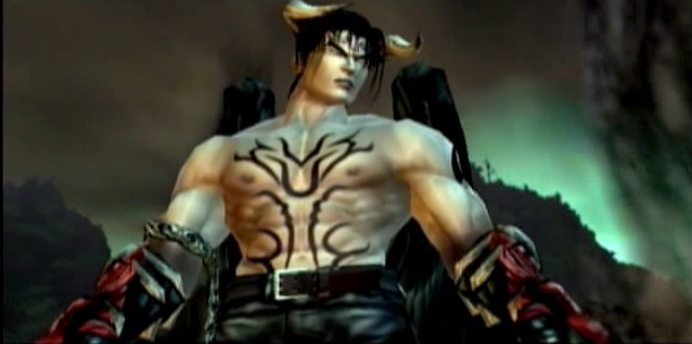 Tekken 5 Screenshots Devil Jin From His Tekken 5 Interlude