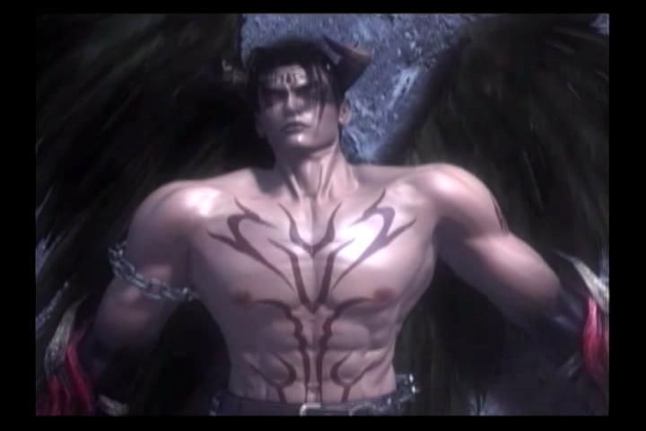 Tekken 5 Screenshots Devil Jin From Asuka S Tekken 5 Ending Acn Gallery