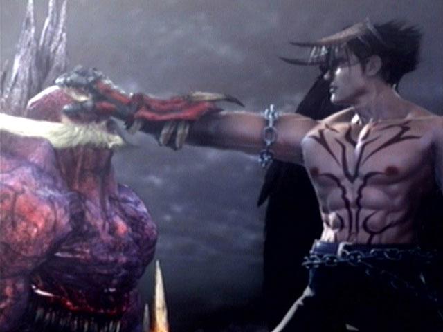 Tekken 5 Screenshots Devil Jin Defeated Jinpachi Acn Gallery