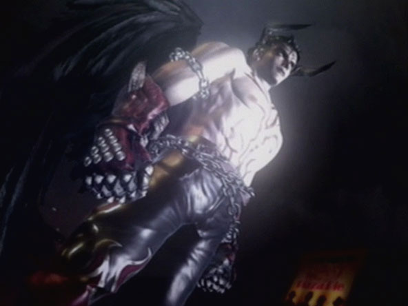 Tekken 5 Screenshots Devil Jin Awaits Acn Gallery