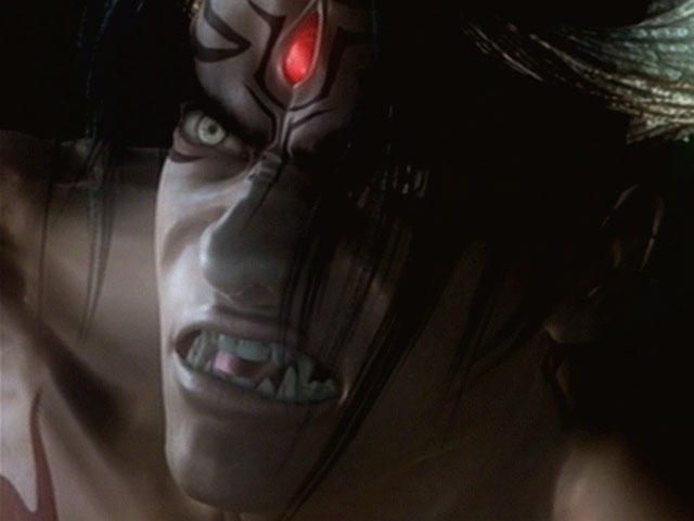 Tekken 5 Screenshots Devil Jin From The Tekken 5 Opening Movie